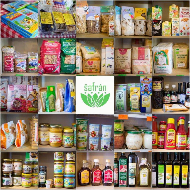 , foto: ŠAFRÁN zdravé potraviny