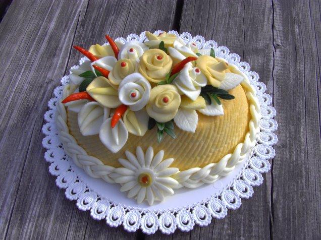 Syrové torty, foto: Oľga Apoleníková SHR