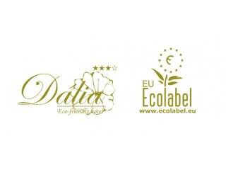 Logo Eco friendly Hotel Dália****
