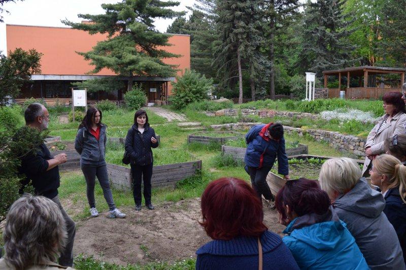 Andrea Hrušková, koordinátorka projektu Skutečně zdravá škola