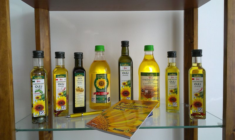 Balíček bioproduktov BÚŠLAK OIL