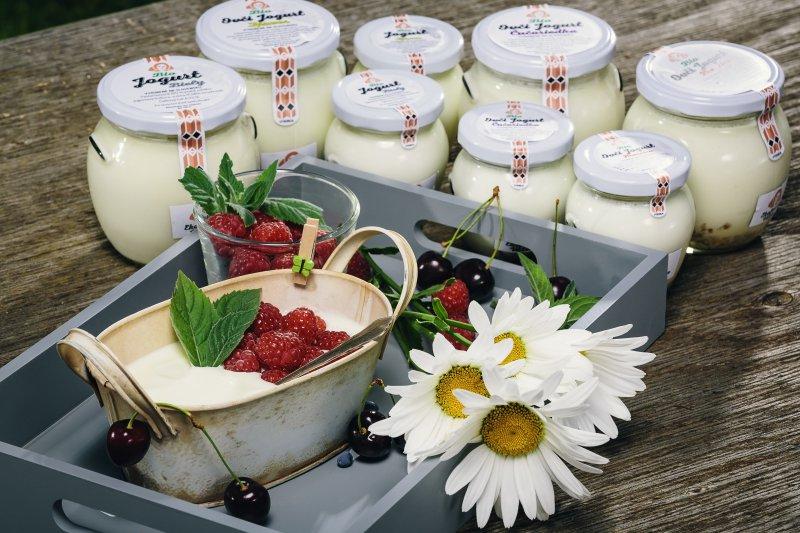 BIO jogurty