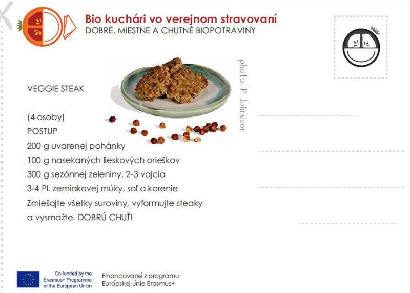 Bio kuchári vo verejnom stravovaní