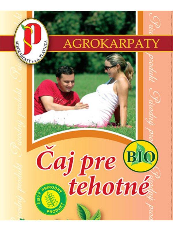 Čaj pre tehotné ženy BIO