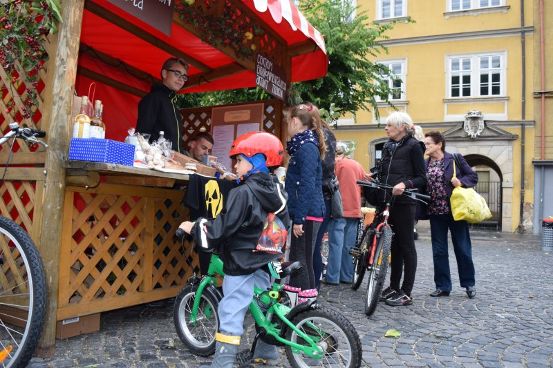 CYKLO TOMBOLA – každý, kto príde na bicykli, dostane lístok