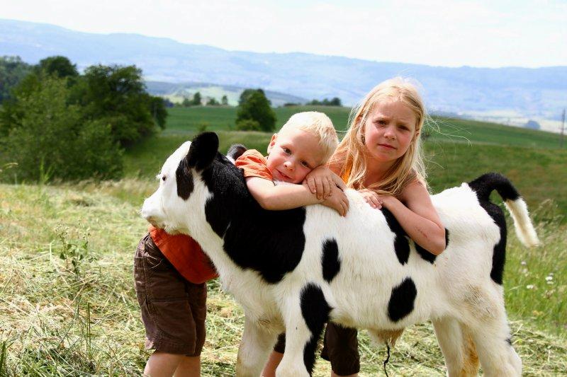 Deň na Farme pod Melichovou skalou