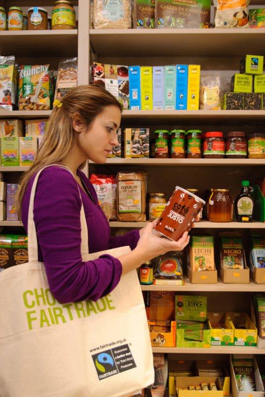 Fair trade produkty