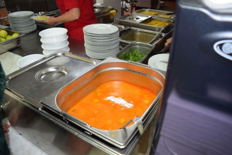 Hokkaidová polievka