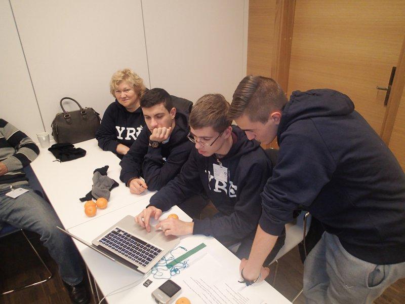 Marekova skupina - video workshop