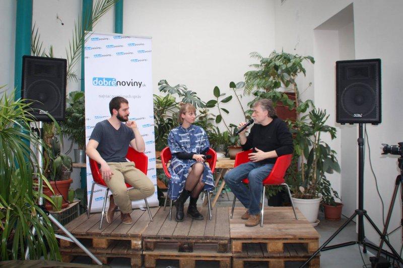 Martin Gajdoš na konferencii Slovakia Going Zero Waste