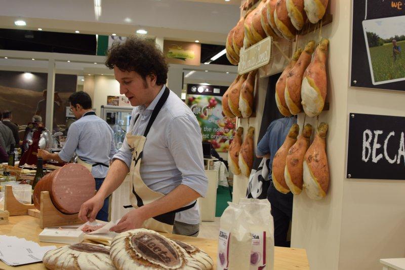 mäsové lahôdky z talianska
