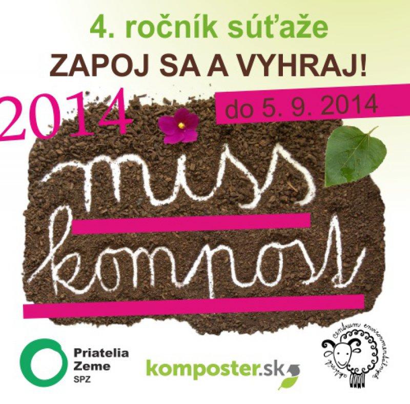 Miss kompost 2014     foto: Priatelia Zeme