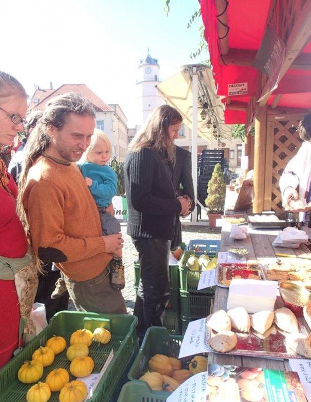 Nakupujme jedlo od miestnych producentov