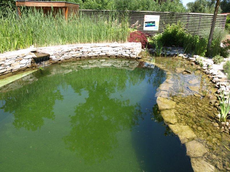 Prírodné kúpacie jazierko