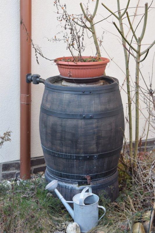 Riešenia na zachytávanie dažďovej vody