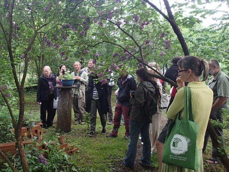 Seminár o prírodných záhradách