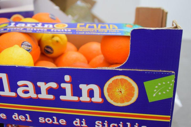 sicílske citrusy s bio logom eÚ