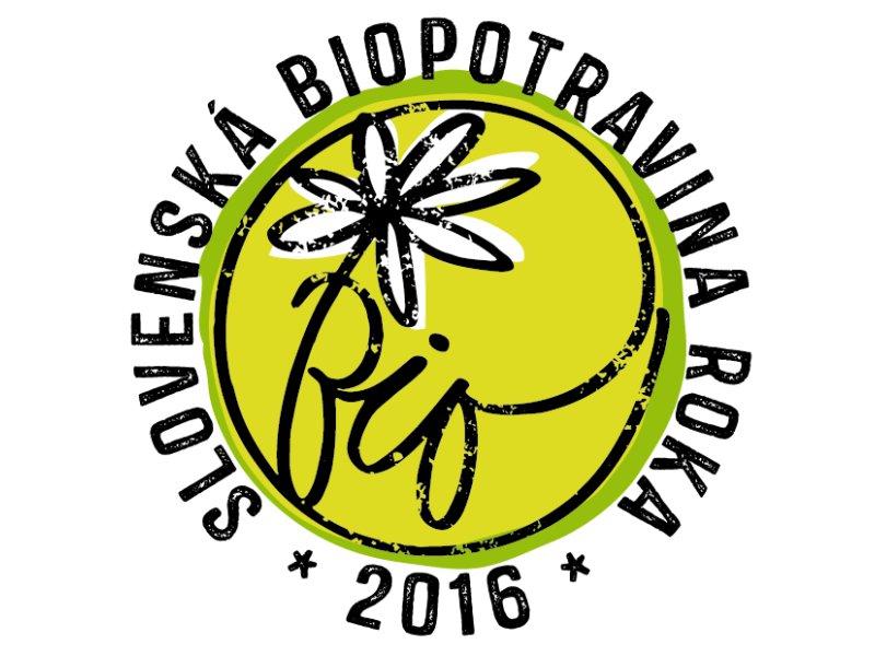 Slovenská biopotravina roka 2016