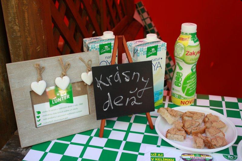 Vegetariánske dobroty LUNTER