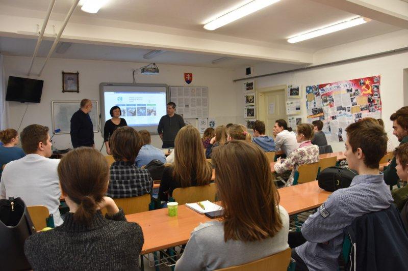 Workshop Mladých reportérov pre životné prostredie