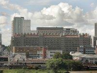 Budova inšpirovaná termitiskom,  foto: Admin BIOspotrebiteľ