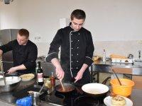 Budúci kuchári,  foto: Klaudia Medalová