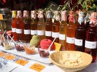 bylinkové a ovocné sirupy z farmy dobrotka