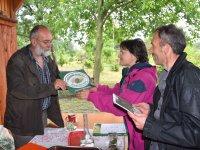 certifikácia prírodnej záhrady v daždi