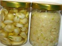 Cesnakové struky, cesnaková pasta,  foto: Alena Pohorencová