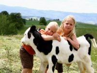 deň na farme pod melichovou...