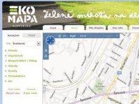 Eko mapa,  foto: Archív CEA