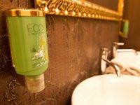 ekologická kúpeľňová kozmetika - hotel dália, košice