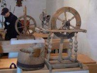 exponáty požitavského múzea