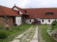 farma slnečná - dom