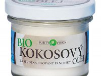 kokosový olej purity vision 100ml