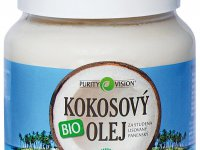 kokosový olej purity vision 700ml