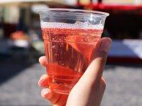 kompostovateľný pohár