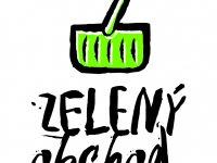 logo, zelený obchod