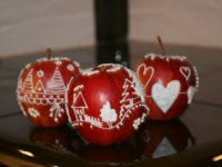 mikulášske jablká