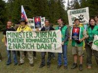 podpora greenpeace