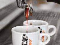 príprava kávy espresso