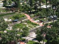 prvá prírodná záhrada, tulln