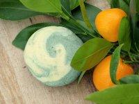 Šampúch s pomarančom a eukalyptom, 30g,  foto: babičkinazahrada.sk