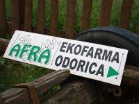 smer na ekofarmu odorica