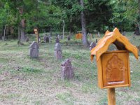 starý cintorín - horný tisovník
