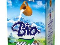 Tatranské horské bio mlieko polotučné,  foto: Tatranská mliekareň, a.s.