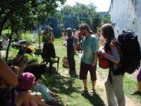 Tradičný ekotábor na Odorici,  foto: AFRA