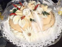 Údená syrová torta