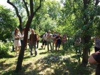 ukážková prírodná záhrada -...
