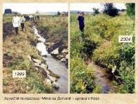 vodohospodárské revitalizace...